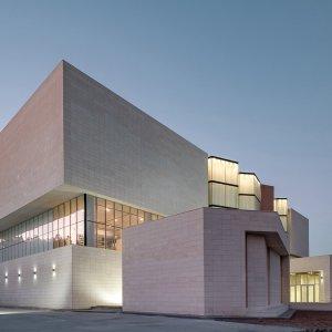 Completed Buildings Higher Education and Research Finalist, Museum and Center for Biodiversity, Ankara, Turkey, Erkal Architects © Orhan Kolukısa, Yerçekim Mimari Foto�?raf