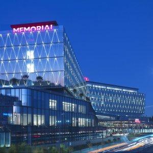 Completed Buildings | Health Finalist | Memorial Bahçelievler Hospital, Istanbul,Turkey, Memorial Healthcare Group Project Management © Cemal Emden