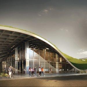 Future Projects | Commercial Mixed-Use Finalist | Antalya Local Products Bazaar, Antalya, Turkey, Antepe + PDG Architects