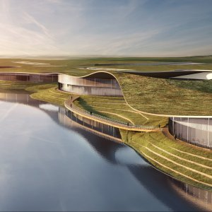 Best Futura Mega Project, Future Park, Yorkshire, United Kingdom, Fallons, Bond Bryan, Adept Consulting, Andrew Moseley Associates, Colliers, Counter Context, Fera, ID Planning, WSP © Bond Bryan